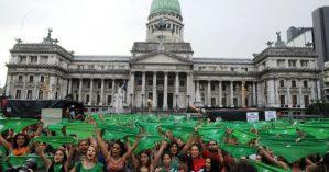 A mobilização pelo direito ao aborto mostrou o caminho - Reprodução