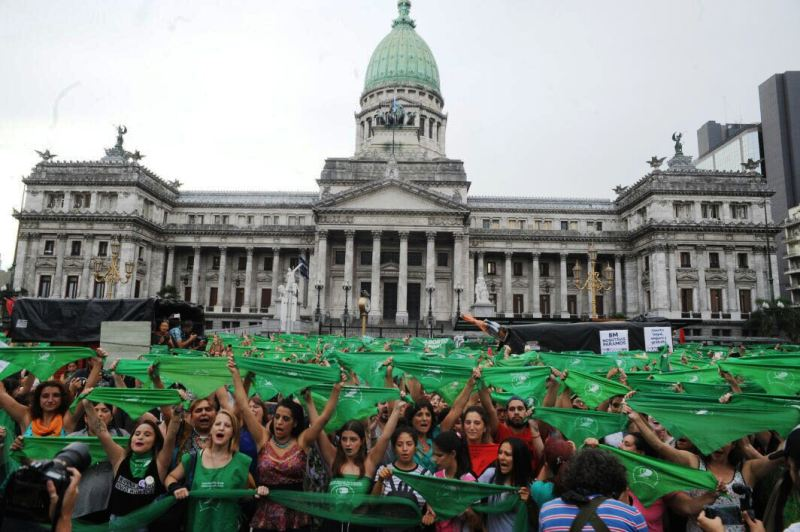 Argentina a caminho de uma grande greve geral