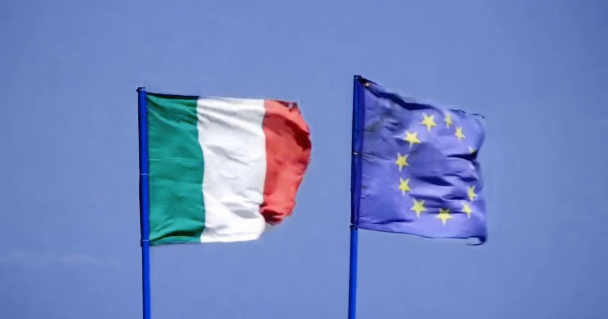 Esta Europa ainda vai ser uma imensa Itália