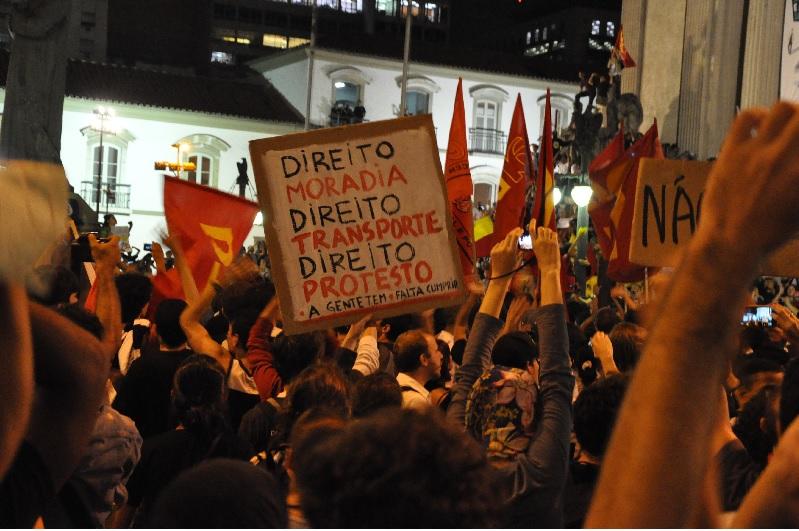 ARQUIVO: O Junho da nossa esperança