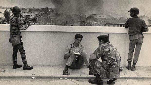 1968 começou no Vietnã