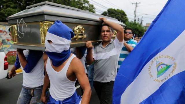 A esquerda tem que condenar Ortega