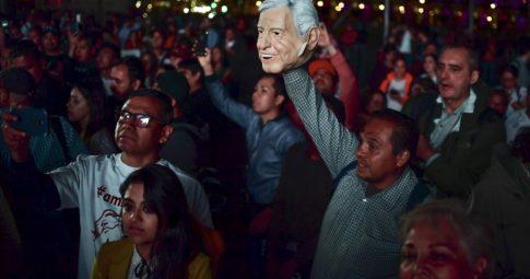 Eleição histórica no México