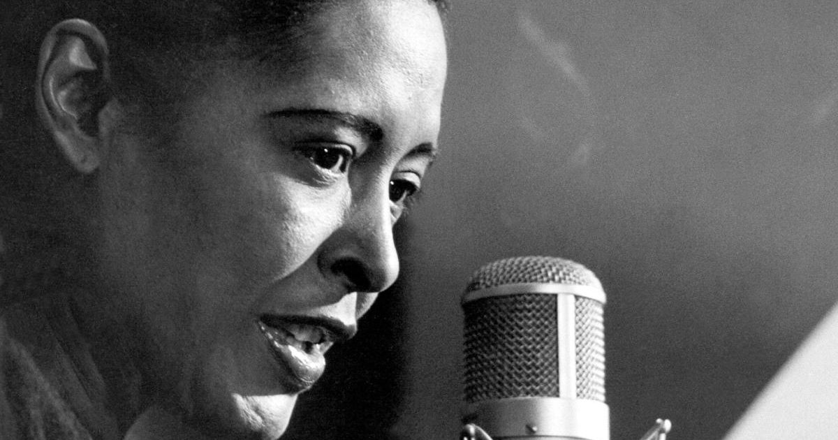 Billie Holiday, extraordinária cantora de Jazz