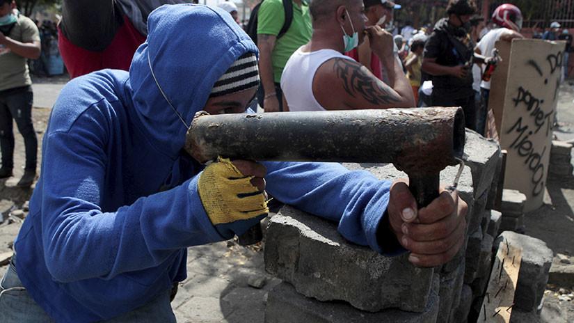 Desmoronamento do regime Ortega-Murillo