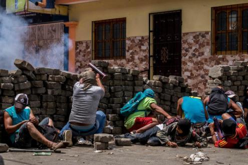 As Veias Abertas da Nicarágua