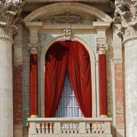 A realpolitik papal não começou ontem