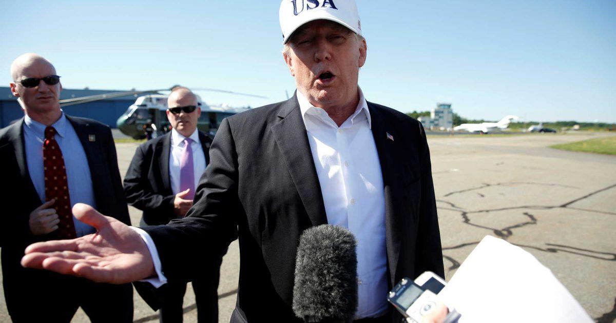 Donald Q. Trump, Prestidigitador