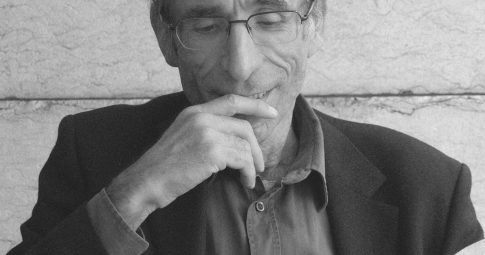O filósofo marxista Daniel Bensaïd - Reprodução