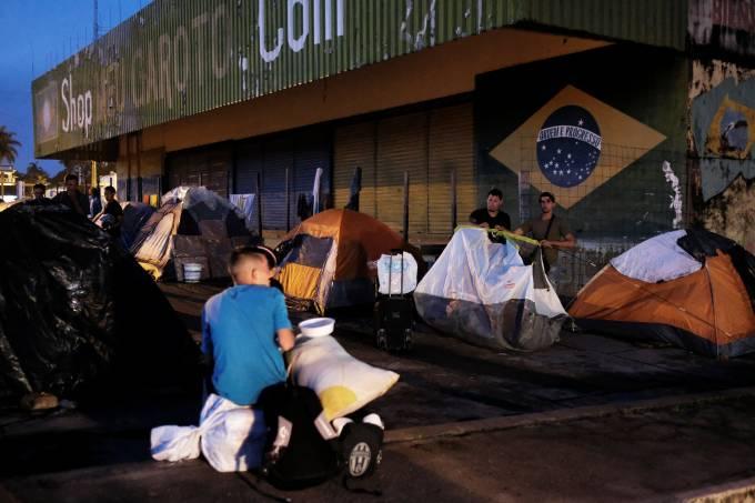 Solidariedade urgente com os venezuelanos no Brasil