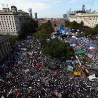 Quarta greve geral da era Macri questiona o ajuste
