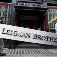 Resgates bancários após Lehman Brothers: União Sagrada para a Vigarice Sagrada
