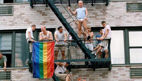 O movimento LGBT