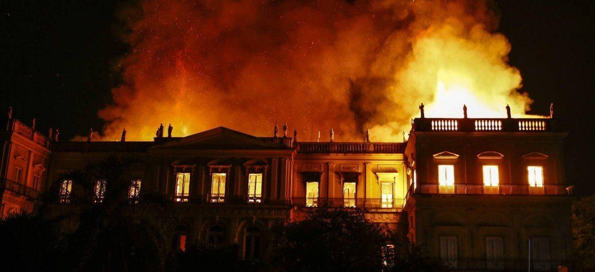 Incêndio do Museu Nacional: um crime da austeridade