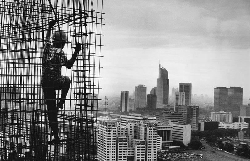 O operário em construção