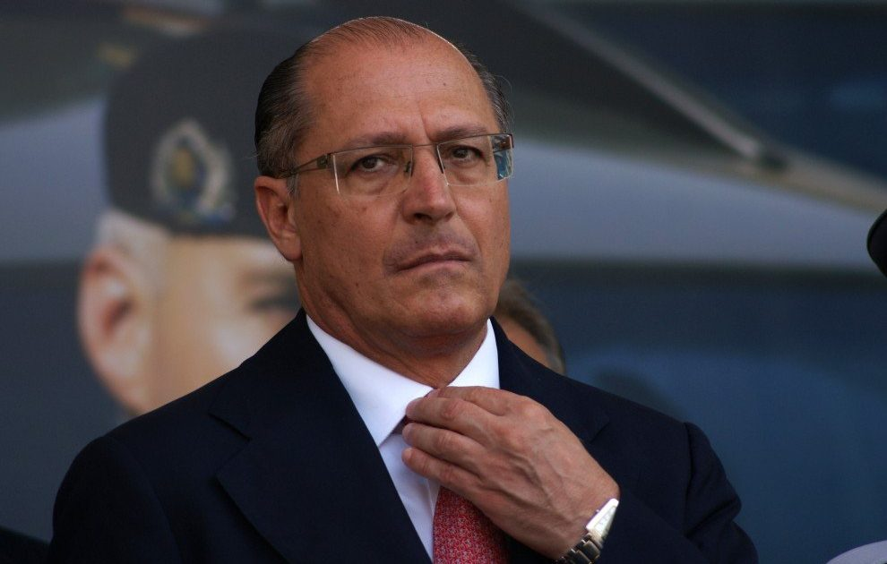 A dinastia Alckmin: herdeiros da ditadura