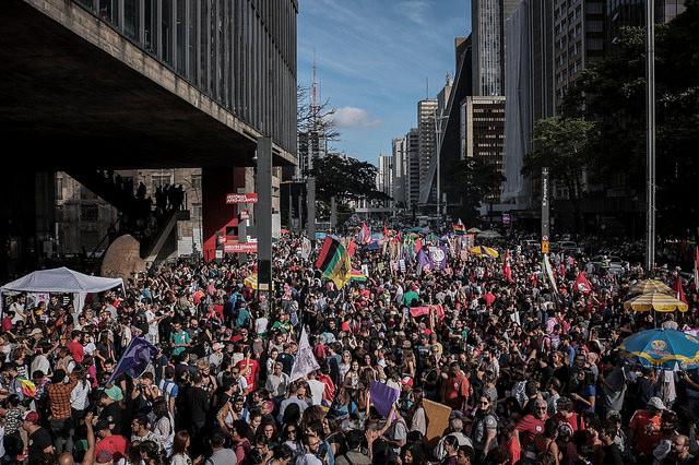 É hora de luta: votar 13 para enfrentar os ataques de Bolsonaro à democracia e a nosso povo