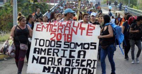 Bem-vindos ao México, imigrantes!