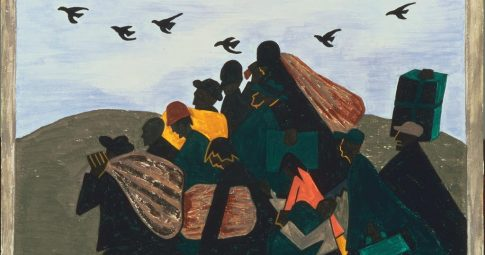Jacob Lawrence – The Migration Series