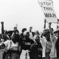 A luta anti-imperialista é a prioridade para o continente africano