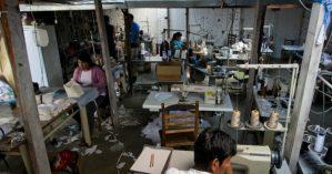Manufatura de roupas no Brasil - Agência Brasil