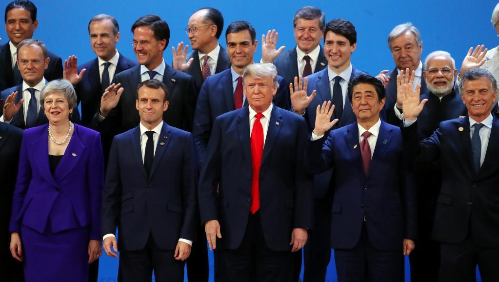"""G20: """"Roadshow"""" de engomados"""