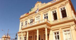 Sede da Prefeitura Municipal de Pelotas