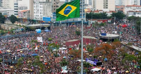Organizar a resistência no Brasil e a solidariedade internacional contra o governo neofascista de Bolsonaro