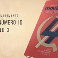 Lançamento Revista Movimento n. 10