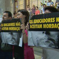 """O """"Partido da Mordaça"""" quer censurar as escolas"""