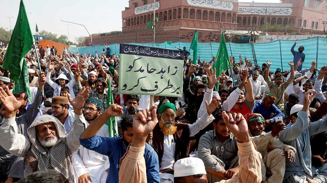 Paquistão, refém dos religiosos – A esquerda radical na resistência