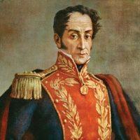 Um canto para Bolívar