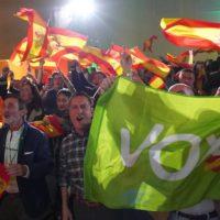 Eleições na Andaluzia: irrompe a extrema-direita, alerta antifascista