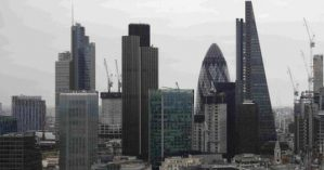 Panaroma da City of London - Reuters