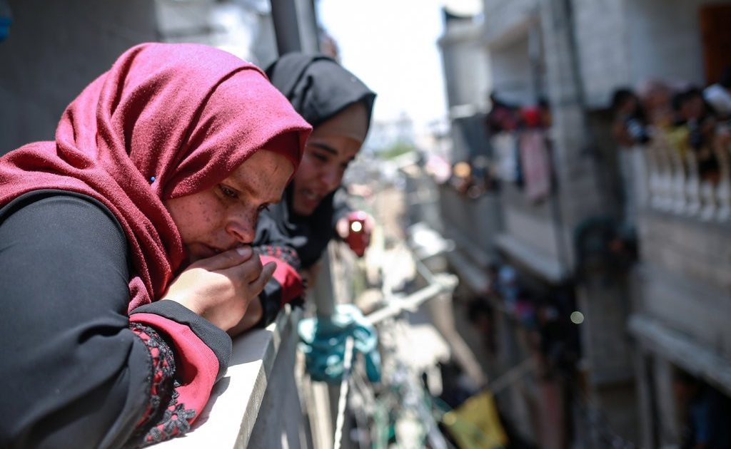 Hora de quebrar o silêncio sobre a Palestina