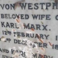 Túmulo de Karl Marx em Londres é vandalizado