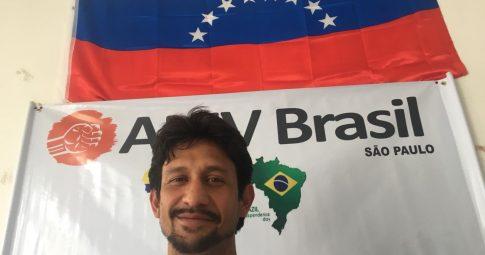 Entrevista com César Augusto Barrios, imigrante venezuelano no Brasil