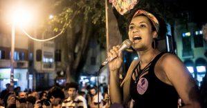 Marielle Franco. Foto: Mídia Ninja