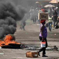 O Haiti segue em convulsão