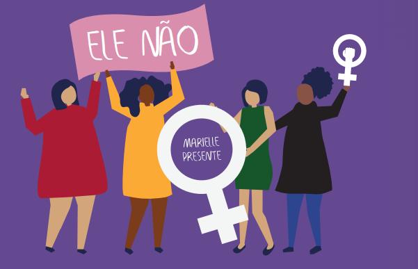 Celebração e conscientização no mês de luta das mulheres