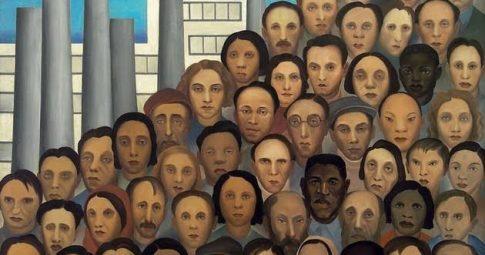 Operários (1933) - Tarsila do Amaral