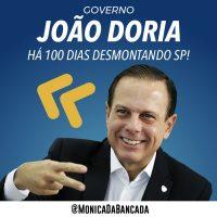 100 dias do vendedor João Doria