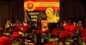 Congresso de fundação do Socialist Revolutionary Workers' Party no começo deste mês - Reprodução