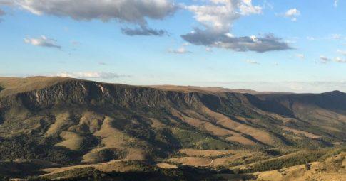 Parque Nacional da Serra da Canastra, área preservada pelo ICMBio do MMA - Divulgação