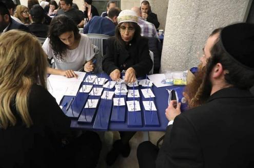 Seis notas sobre as eleições em Israel