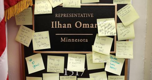 Ilhan Omar não é antissemita