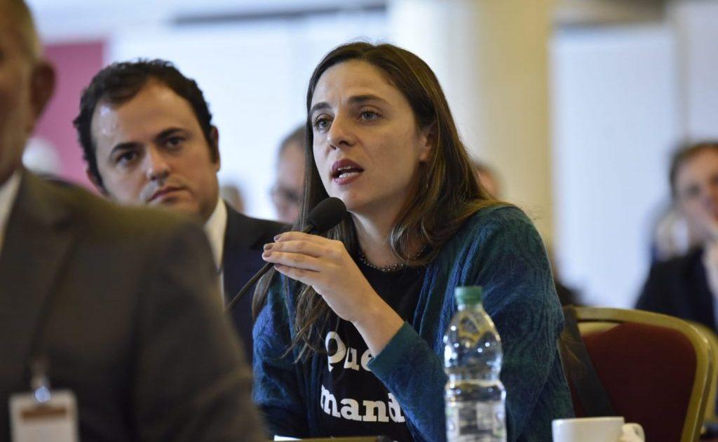 Fernanda e Glauber Braga cobram Justiça para Marielle Franco no Parlamento do Mercosul