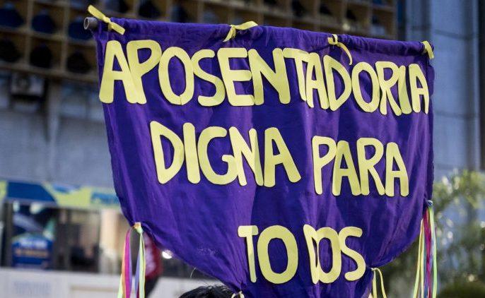 A Reforma da Previdência de Bolsonaro é machista e contra os mais pobres