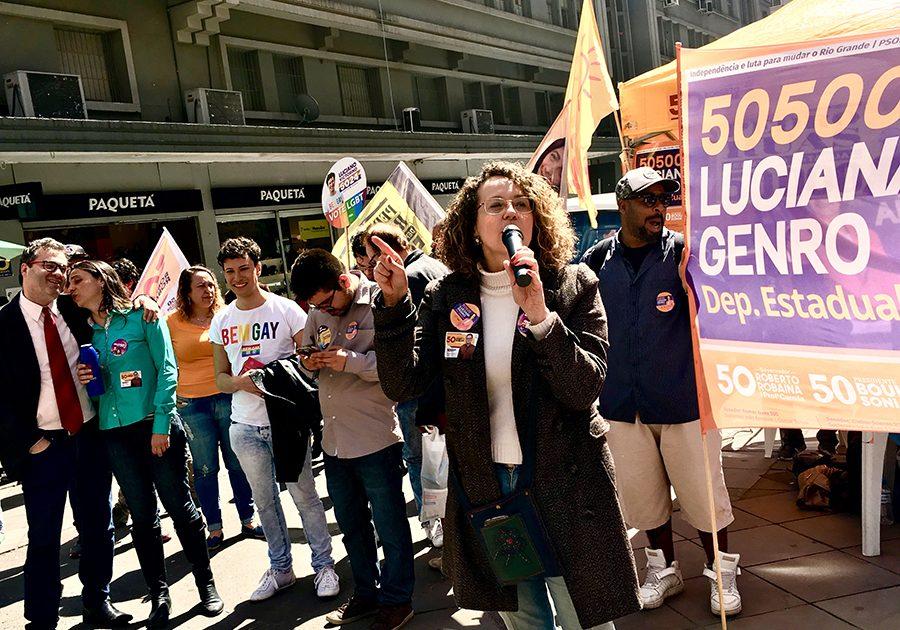 Sobre as eleições municipais em Porto Alegre