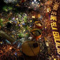Dia 30 foi maior: mobilizar até vencer os cortes e derrotar o governo!